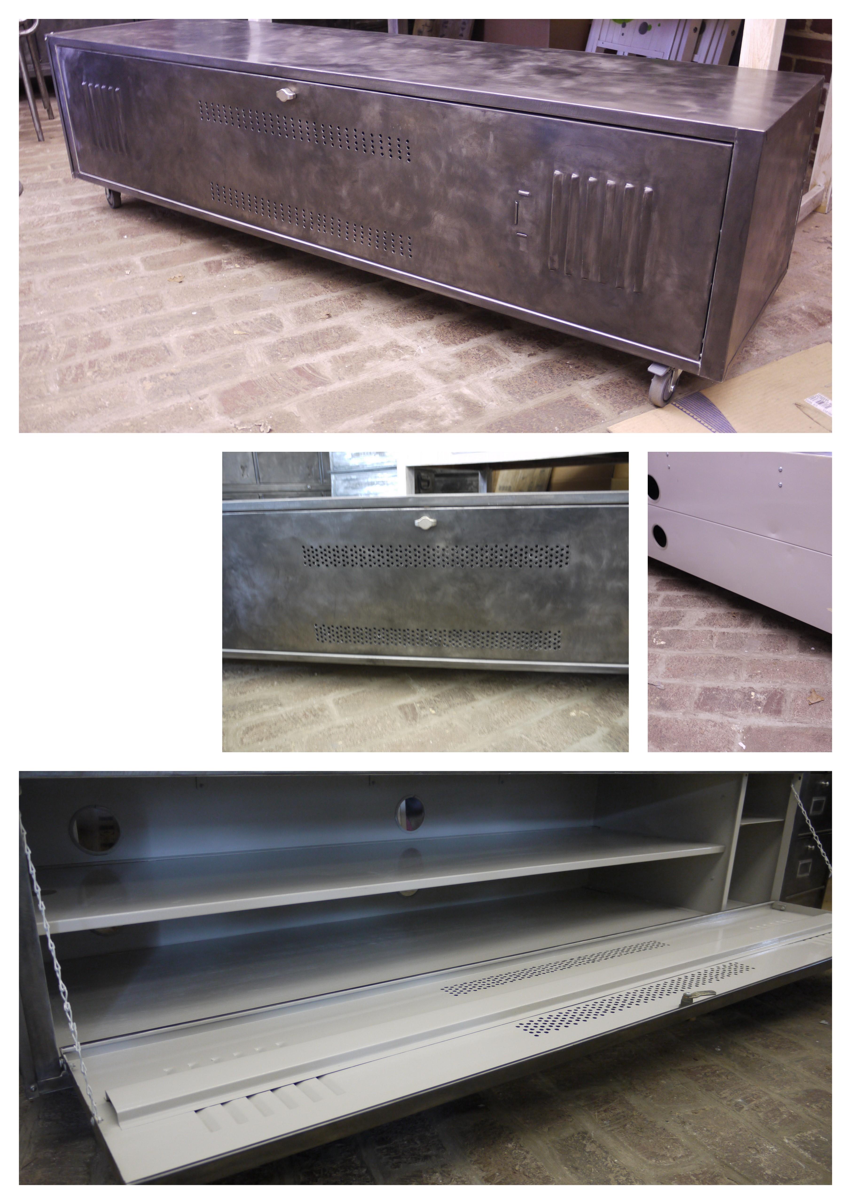Atelier le santer cr ation design industriel - Creation meuble design ...