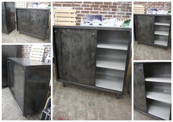 atelier le santer archives du blog buffet bas portes coulissantes. Black Bedroom Furniture Sets. Home Design Ideas