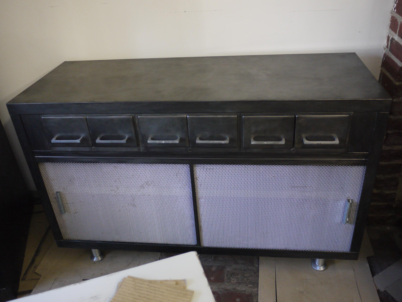 atelier le santer archives du blog buffet m tallique. Black Bedroom Furniture Sets. Home Design Ideas