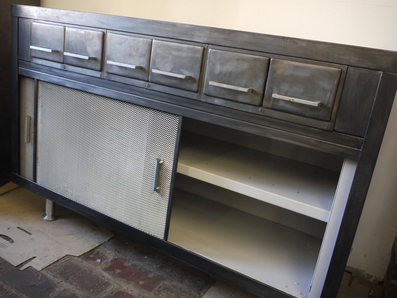 atelier le santer archives du blog buffet m tallique bas cr ation design industriel. Black Bedroom Furniture Sets. Home Design Ideas