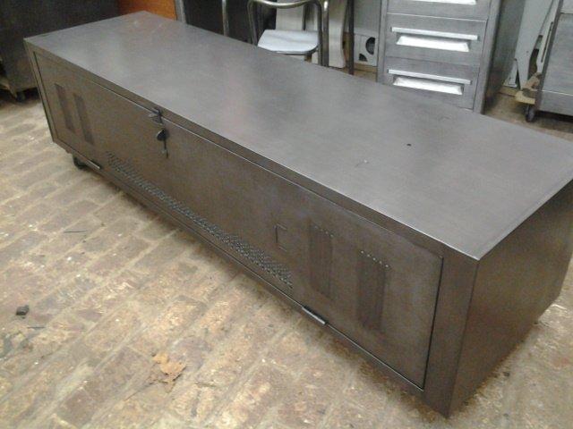 Atelier le santer » meuble tv